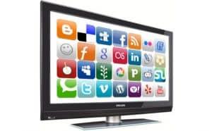 tv redes sociales