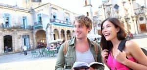 turistas españa