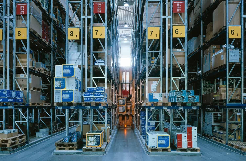 vibradores lineales en la industria