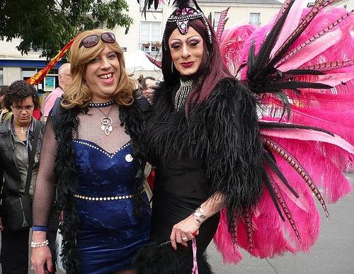 Travestis Barcelona, por qué visten de esa forma